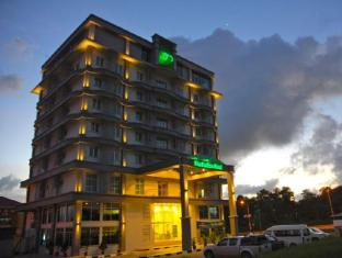 The Pavilion Hotel - 3 star located at Sandakan