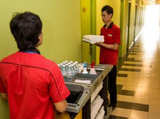City Campus Lodge & Hotel Kuala Lumpur - Corridor