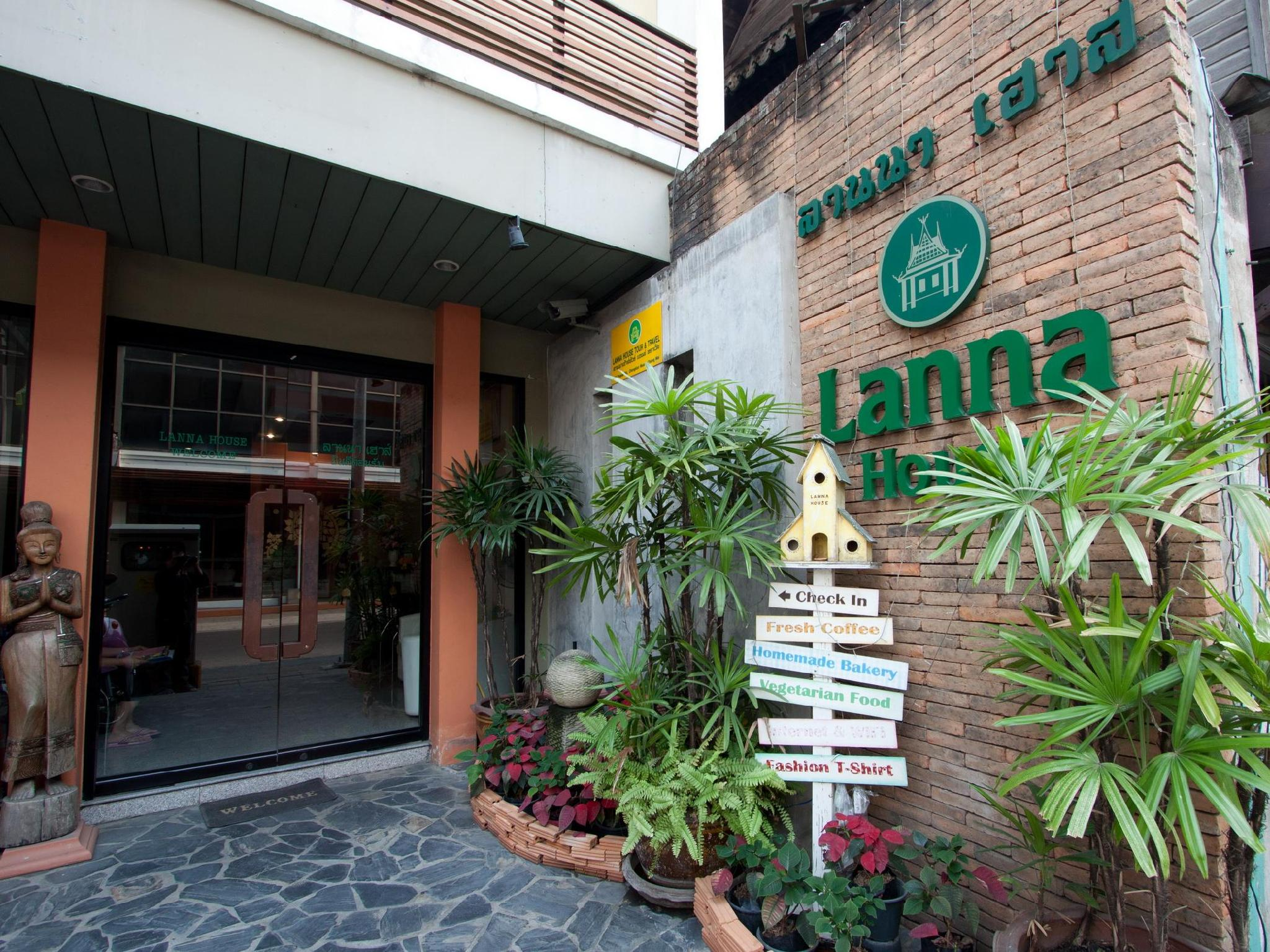 Lanna House - Hotels and Accommodation in Thailand, Asia