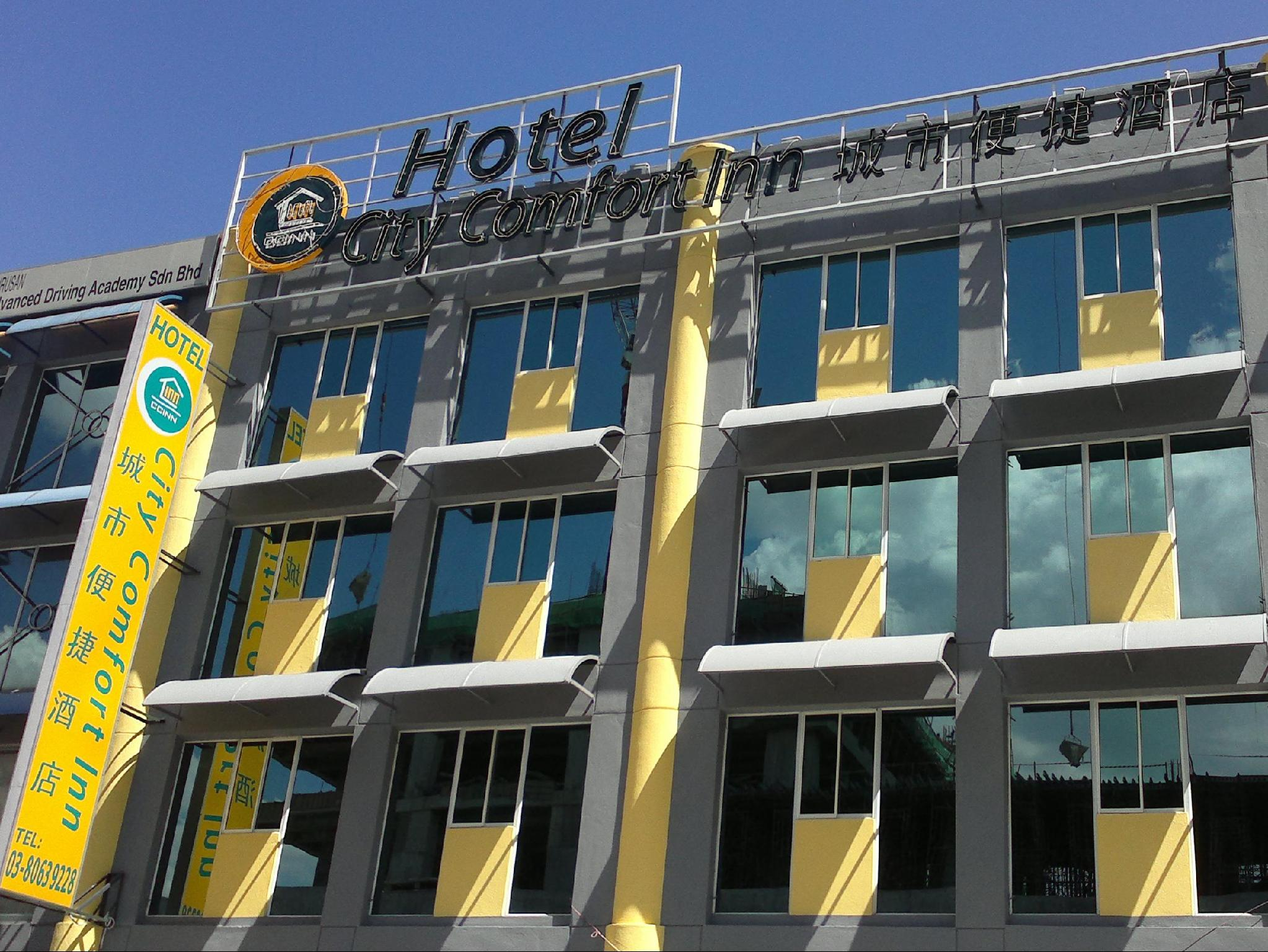 Hotel City Comfort Inn - Hotels and Accommodation in Malaysia, Asia