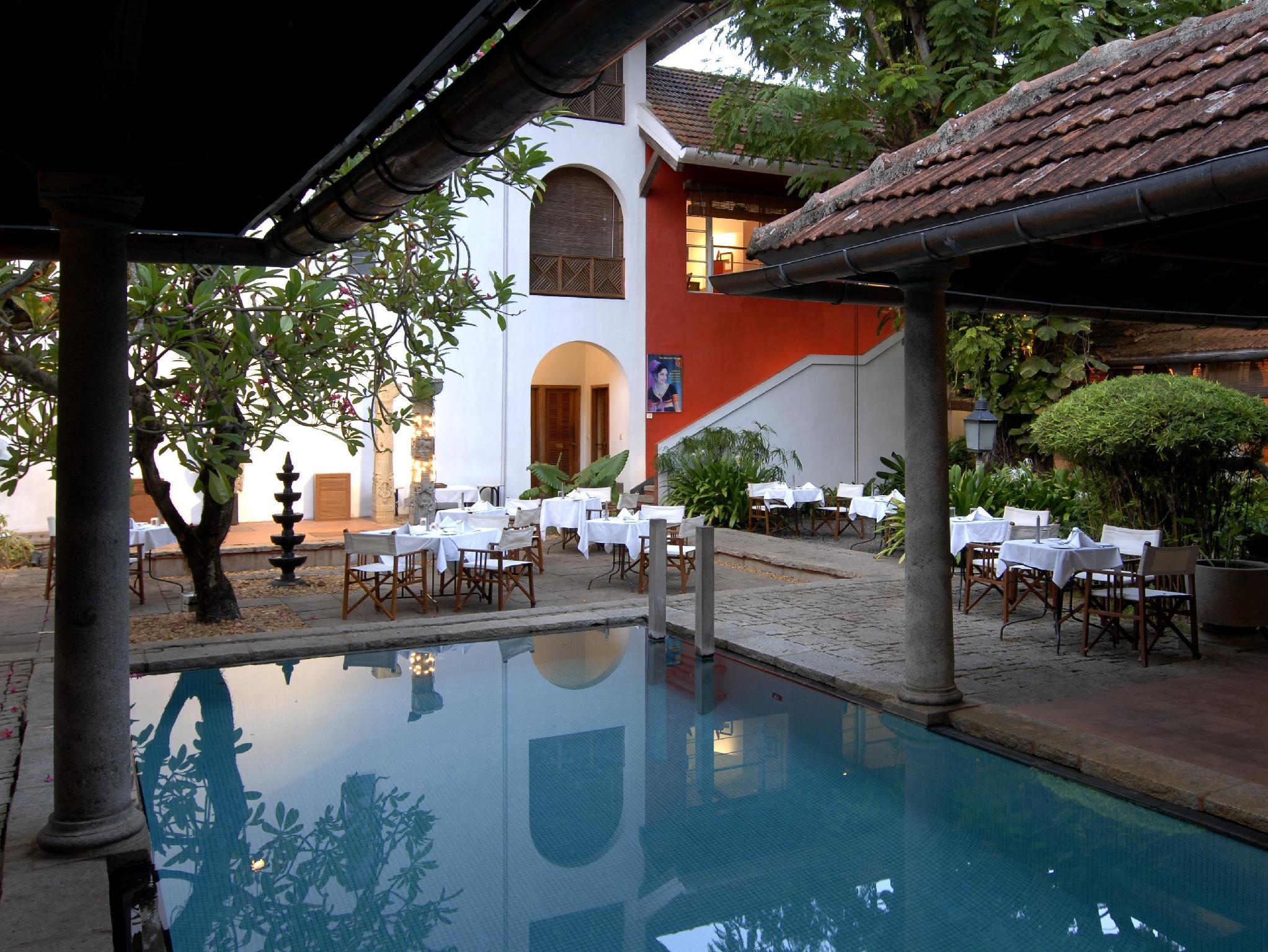 Malabar House Hotel Cochin India