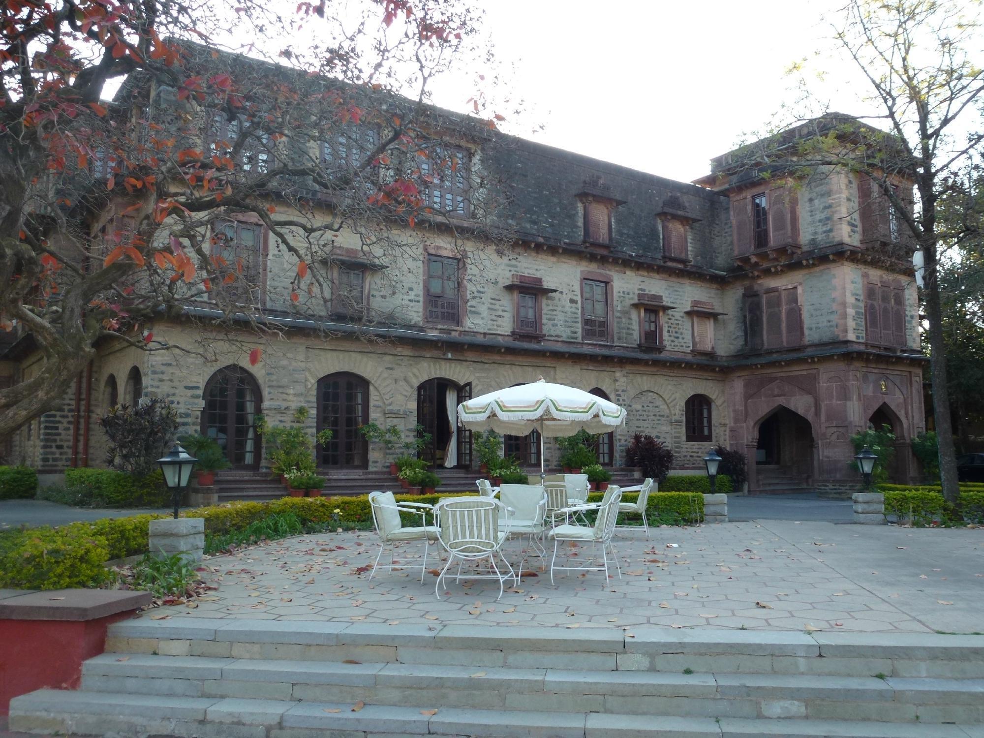 Palace Hotel - Mount Abu