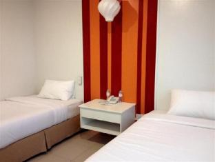โรงแรม เอสคาริโอ เซ็นทรัล เซบูซิตี้ - ห้องพัก