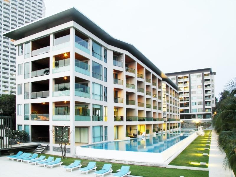 Ananya Beachfront Condominium - Hotels and Accommodation in Thailand, Asia