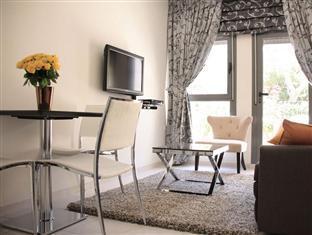 Tamar Residence Hotel Jerusalem - Living Room