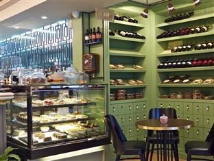 Tamar Residence Hotel Jerusalem - Grand Cafe