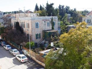 Tamar Residence Hotel Jerusalem - View from the Penthouse