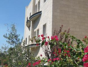 Tamar Residence Hotel Jerusalem - Side view