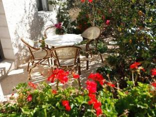 โรงแรม ทามาร์ เรสซิเดนซ์ เยรูซาเลม - ระเบียง