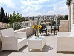 Tamar Residence Hotel Jerusalem - Balcony/Terrace