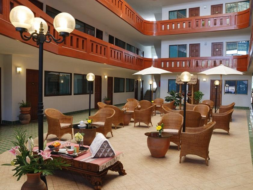 Tawan Court Hotel - Hotels and Accommodation in Thailand, Asia