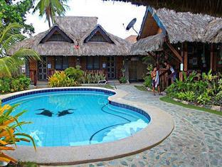 Bitaug Beach Resort Bohol - bazen