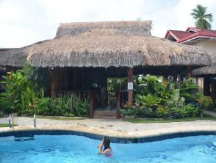 Bitaug Beach Resort Bohol - Zwembad