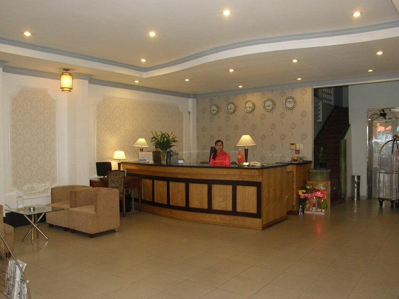 Trung Mai Hotel - Hotell och Boende i Vietnam , Ho Chi Minh City