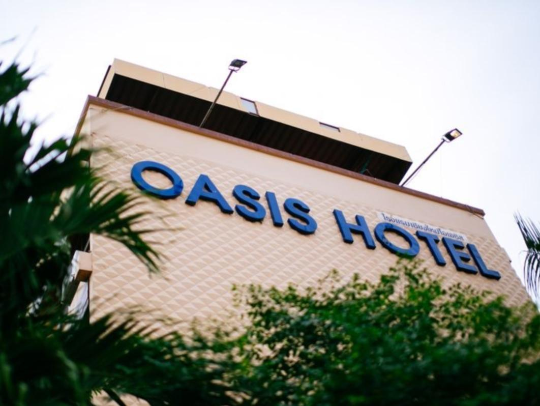 Oasis Hotel Chiang Mai - Hotels and Accommodation in Thailand, Asia