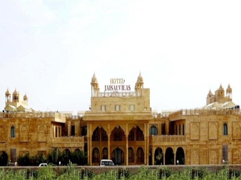 Hotel Jaisal Vilas - Hotel and accommodation in India in Jaisalmer