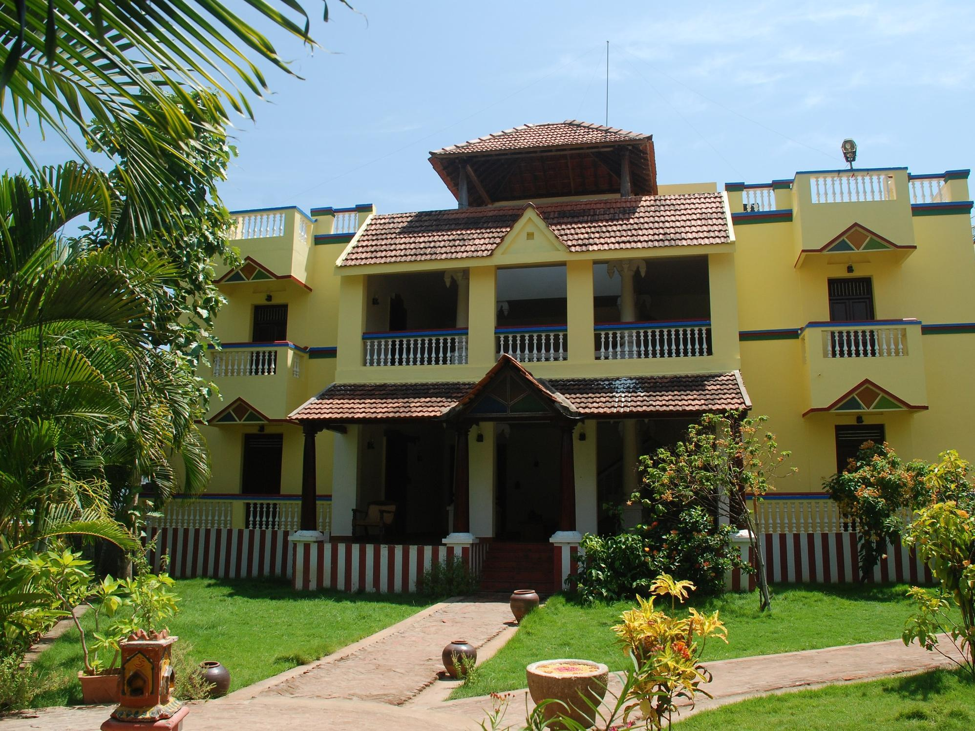 Paradise Resorts - Hotel and accommodation in India in Kumbakonam