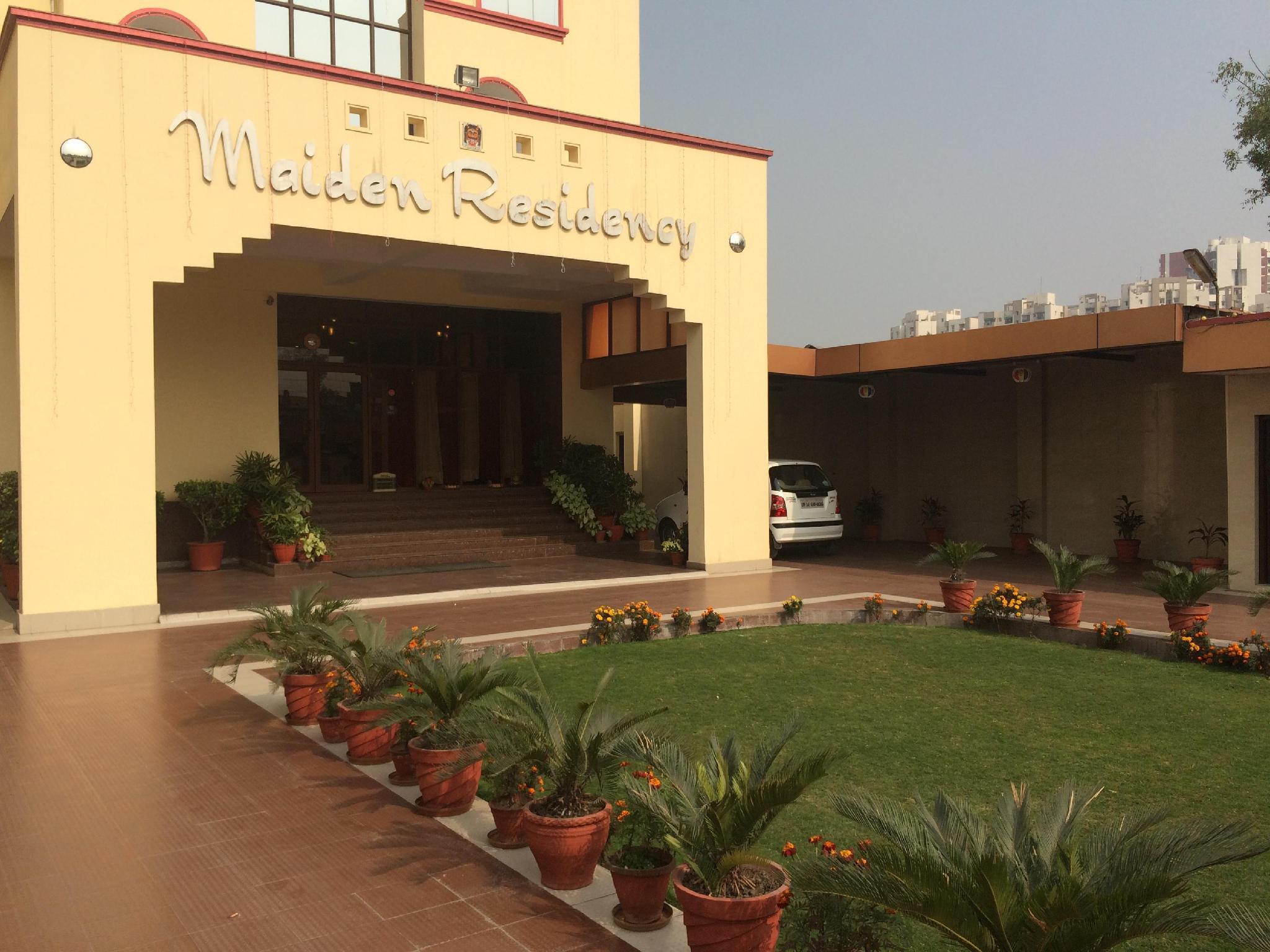 Hotel Maiden Residency