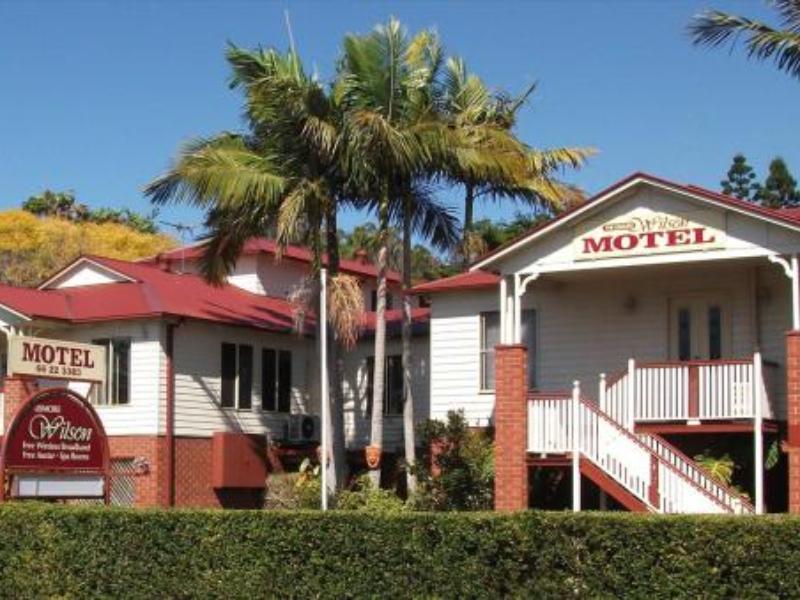 The Lismore Wilson Motel - Hotell och Boende i Australien , Lismore