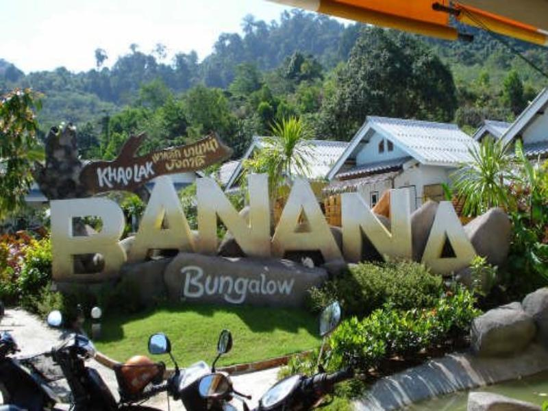 Khaolak Banana Bungalow - Hotels and Accommodation in Thailand, Asia
