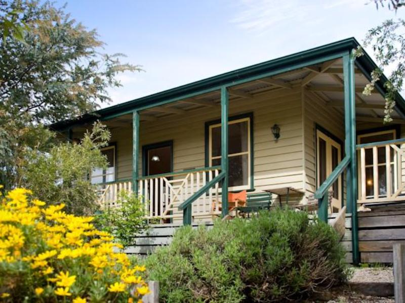 Clovelly - Daylesford - Hotell och Boende i Australien , Daylesford and Macedon Ranges