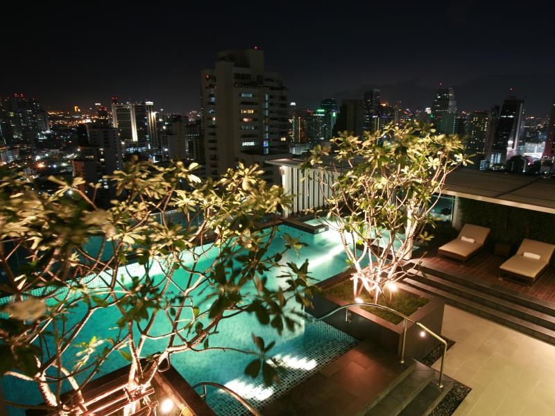 39 Boulevard Executive Residence - Hotels and Accommodation in Thailand, Asia