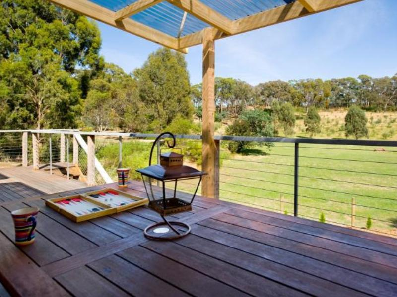 Kangaroo Lookout - Hepburn Springs Apartment - Hotell och Boende i Australien , Daylesford and Macedon Ranges