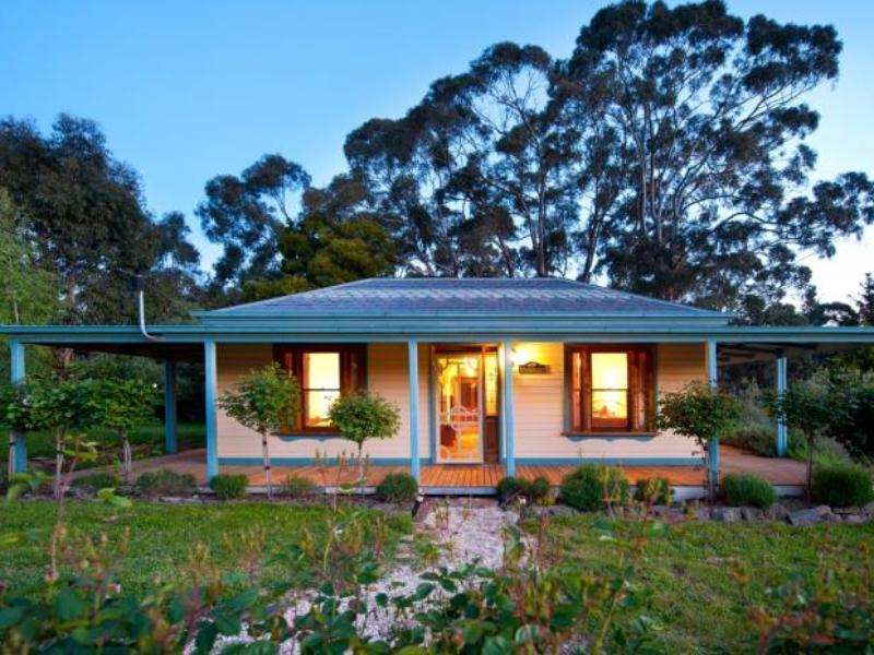 Pemberly Cottage - Daylesford - Hotell och Boende i Australien , Daylesford and Macedon Ranges