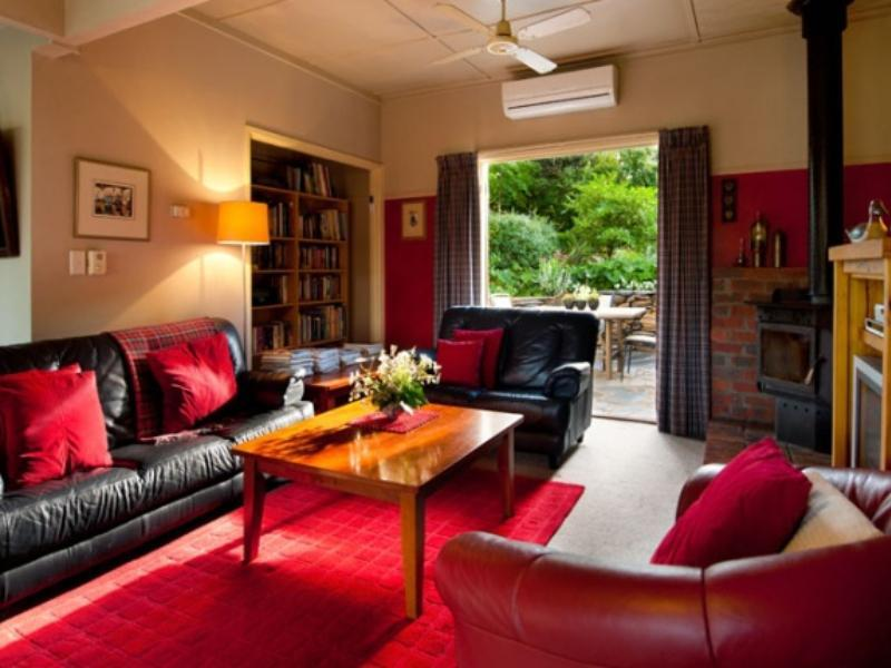 Possum Cottage - Daylesford - Hotell och Boende i Australien , Daylesford and Macedon Ranges