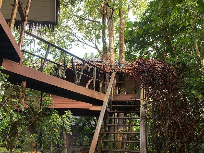 Hotell Khao Sok Paradise Resort i , Khao Sok (Suratthani). Klicka för att läsa mer och skicka bokningsförfrågan