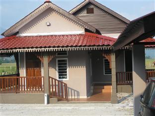 D'Padi Homestay - 2 star located at Kuah