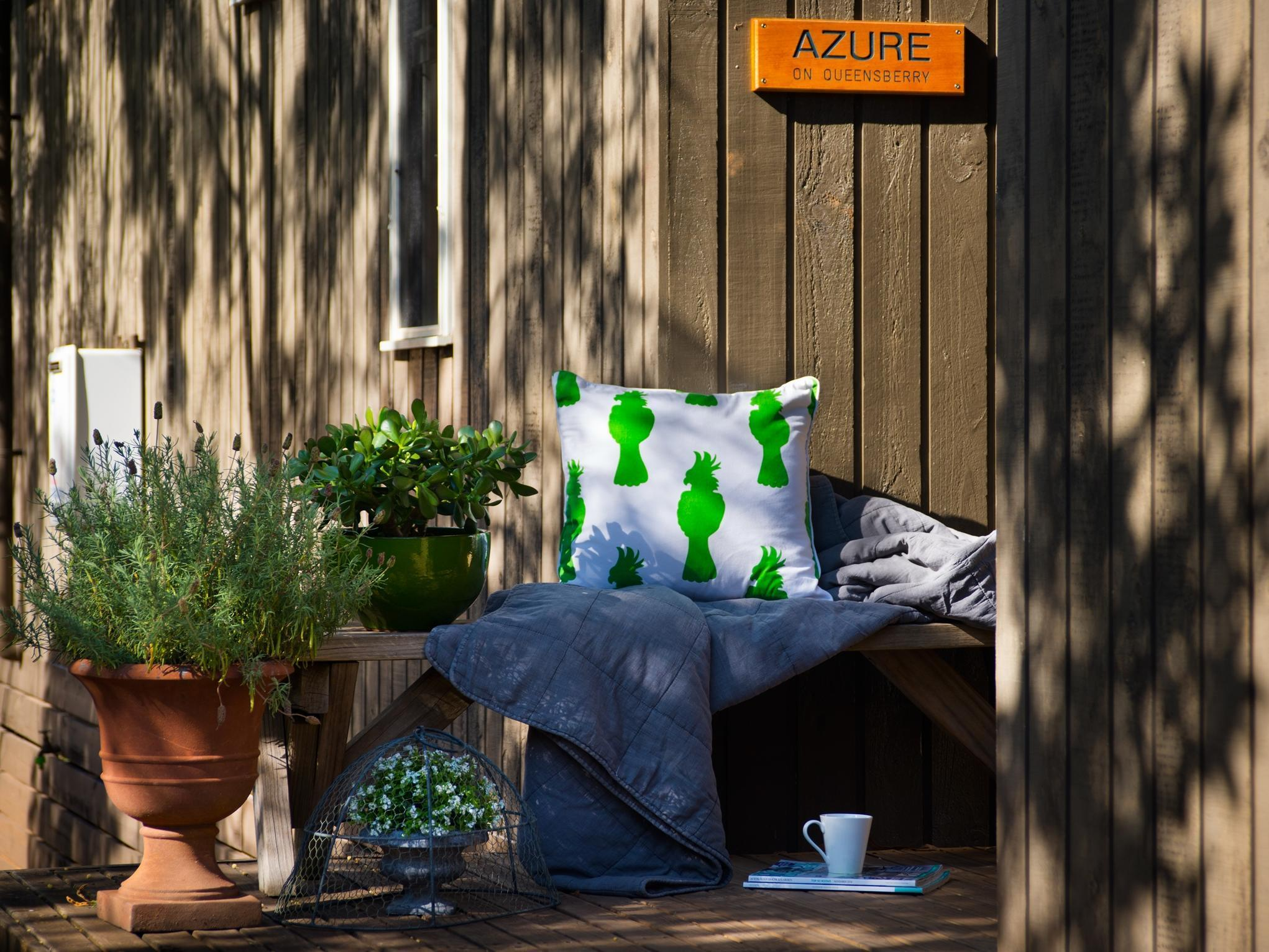 Azure on Queensberry - Hotell och Boende i Australien , Daylesford and Macedon Ranges