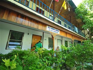 Hotell U.S. Guesthouse i Ao Lo Dalam, Krabi. Klicka för att läsa mer och skicka bokningsförfrågan