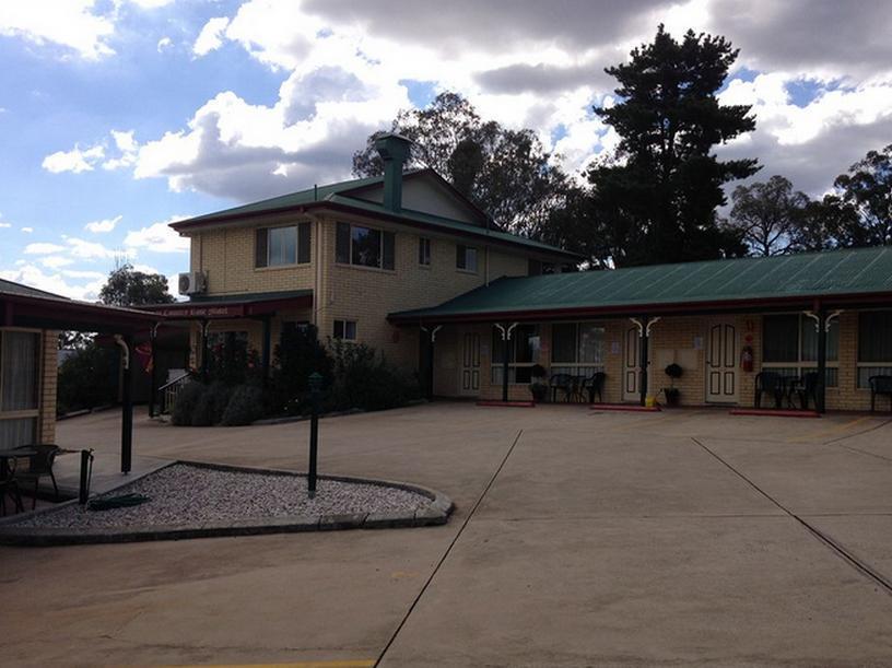 Country Rose Motel Warwick - Hotell och Boende i Australien , Warwick