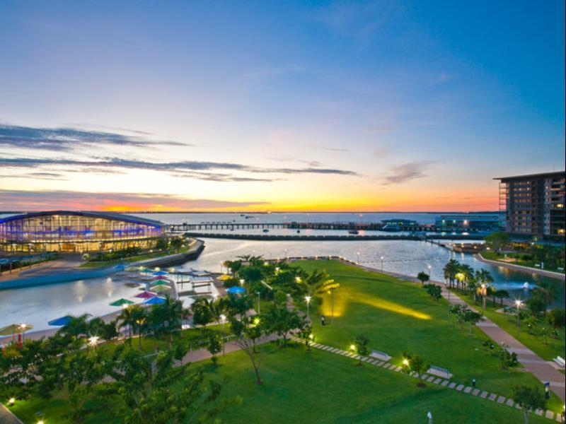 Darwin Wharf Escape Holiday Apartments - Hotell och Boende i Australien , Darwin