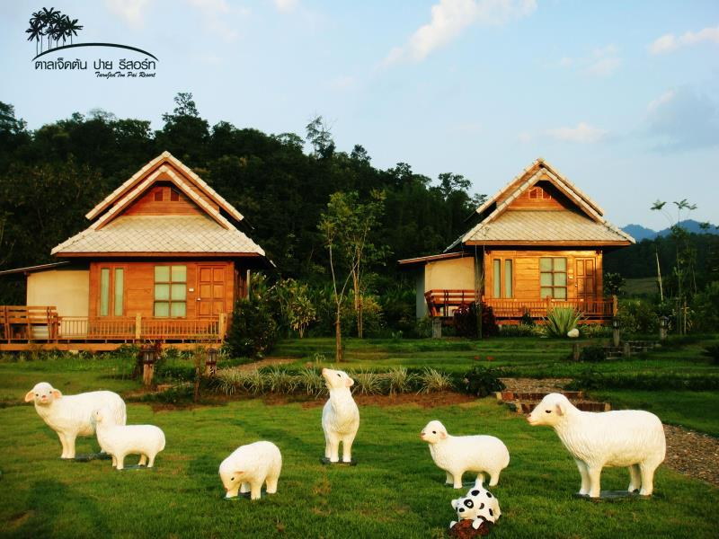 Tarnjedton Pai Resort - Hotels and Accommodation in Thailand, Asia