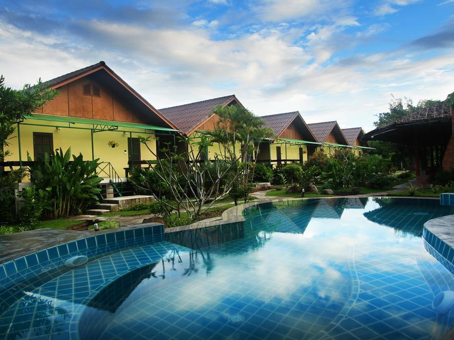 Ban Dalah Resort - Hotels and Accommodation in Thailand, Asia