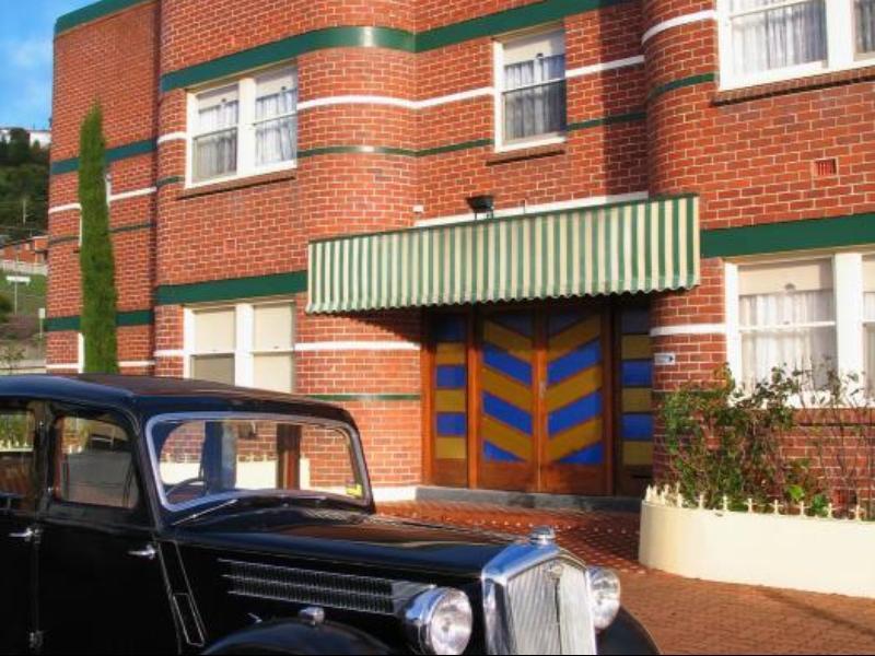 Apartments Down Town - Hotell och Boende i Australien , Burnie