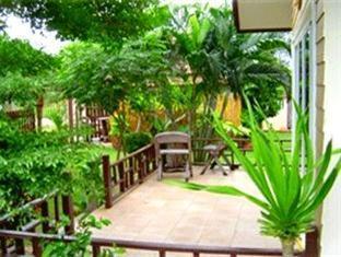 Baan Rang Ngern Rang Tong Hua Hin - Balkon/Taras