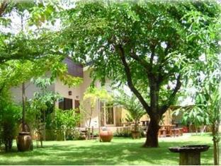 Baan Rang Ngern Rang Tong Hua Hin - Ogród