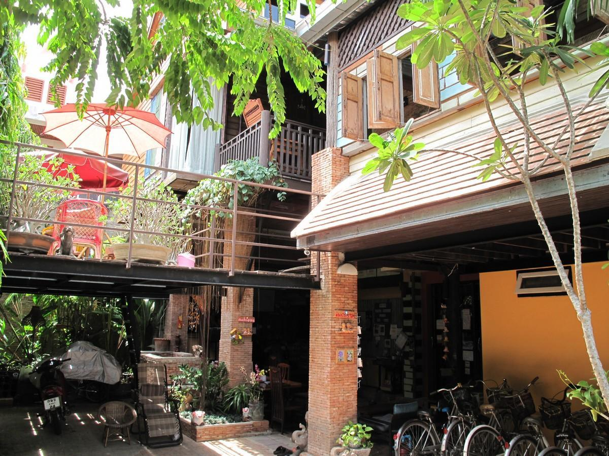 Tamarind Guesthouse - Hotels and Accommodation in Thailand, Asia