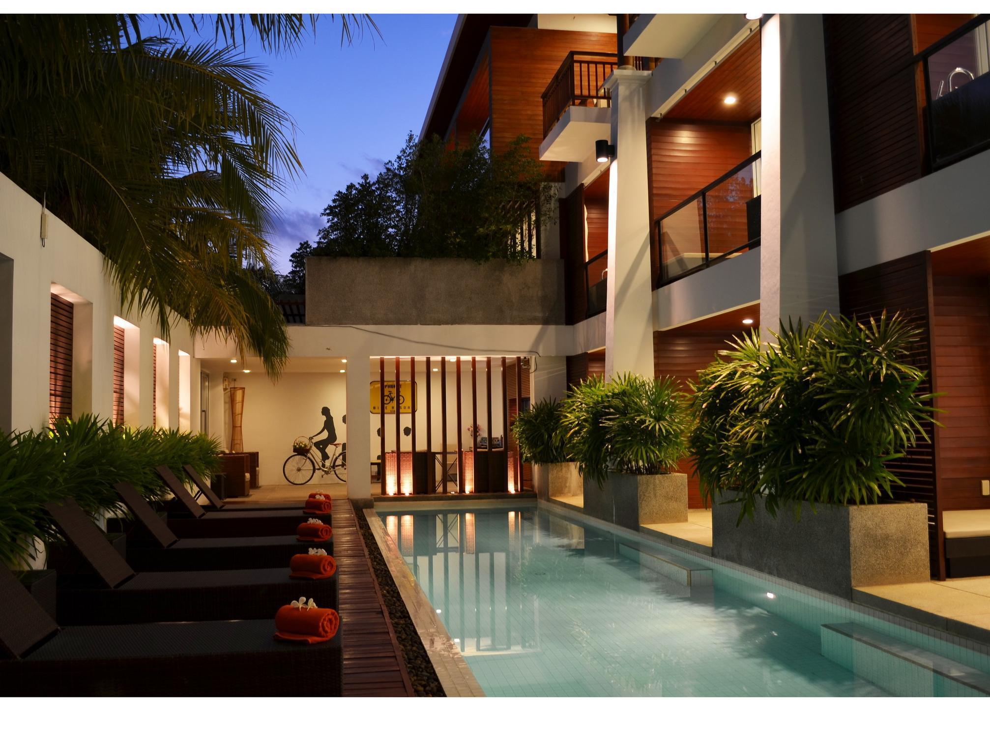 Hotell Phuket Bike Resort i Bang_Thao_-tt-_Laguna, Phuket. Klicka för att läsa mer och skicka bokningsförfrågan
