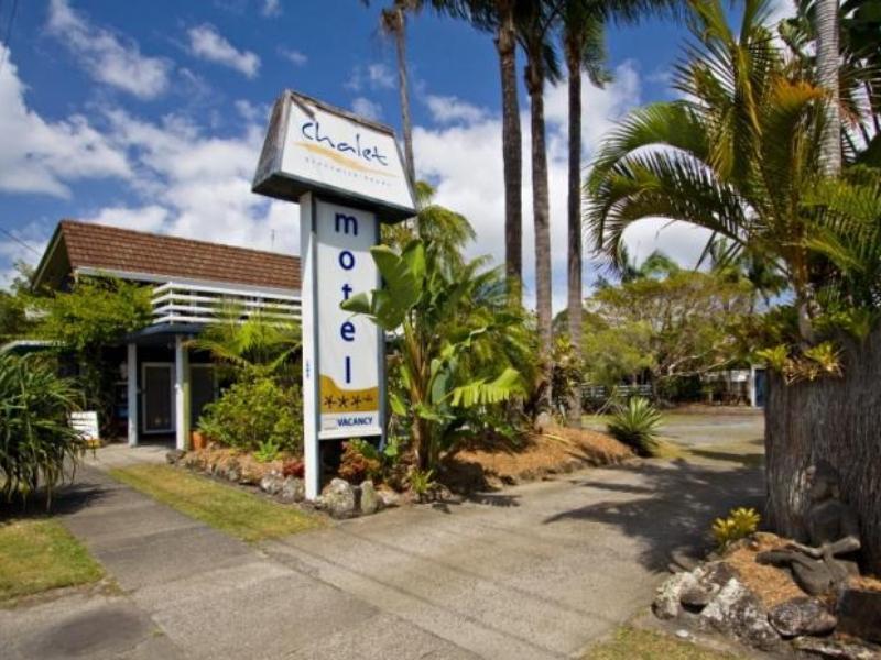 Brunswick Chalet Motel - Hotell och Boende i Australien , Brunswick Heads