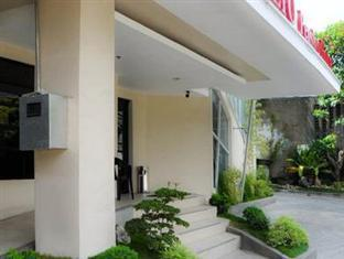 Alto Pension House Cebu City - Hotellet från utsidan