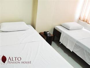Alto Pension House Cebu - Külalistetuba