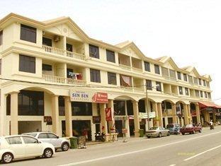 โรงแรมรีสอร์ทตัวเมืองมะละกา