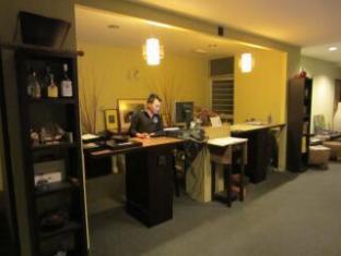 Brookes Terrace Кучинг - Стойка регистрации