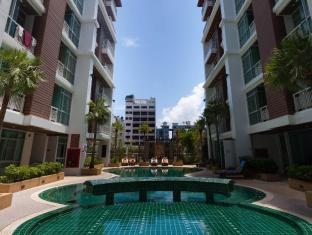 Art@Patong Serviced Apartments Phuket - Swimming Pool