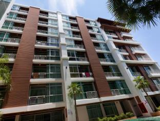 Art@Patong Serviced Apartments Phuket - Exterior