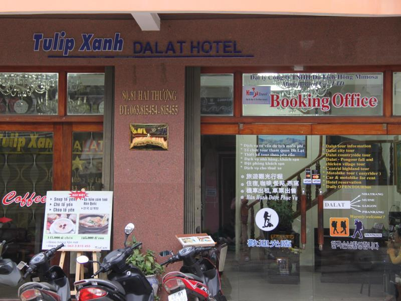 Tulip Xanh Hotel - Hotels and Accommodation in Vietnam, Asia